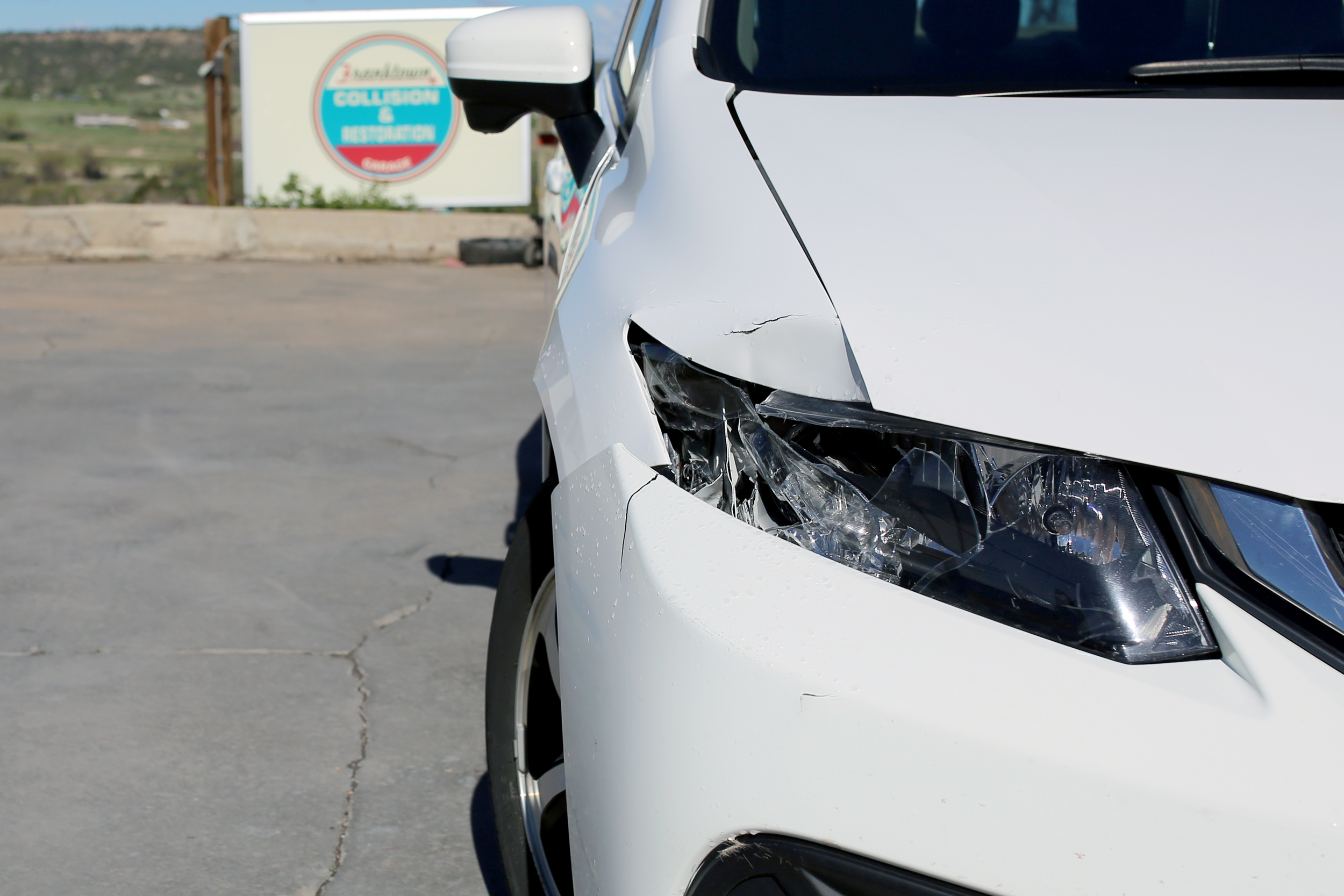 Car-Collision_Auto Body Repair